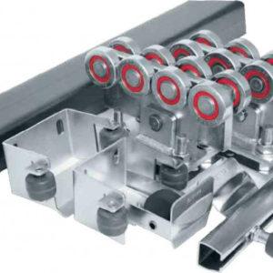 Комплектующие МАКС для откатных ворот до 2000 кг