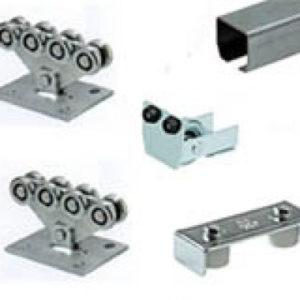 Комплектующие для откатных ворот массой до 1700 кг (L-серия)