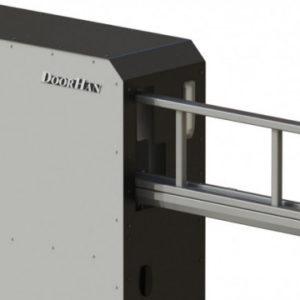 Антивандальный Шлагбаум Barrier AVB1-45 для ширины проема B4500 мм