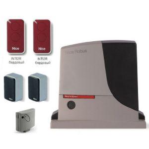 Комплект ROBUS HI-SPEED RB500HSKIT1 Nice для автоматизации автоматикой откатных автоматических ворот до 500 кг