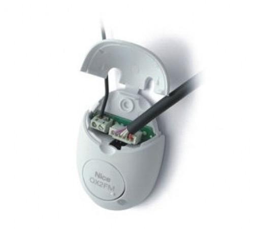 NICE OX2T радиоприемник универсальный с ретранслятором 2-канальный (серия OPERA)