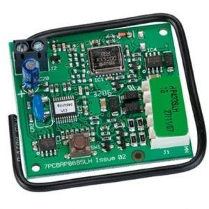Радиоприемник 1-канальный встраиваемый в разъем RP 433 МГц SLH