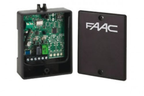 Радиоприемник 2-канальный внешний универсальный XR 868 МГц