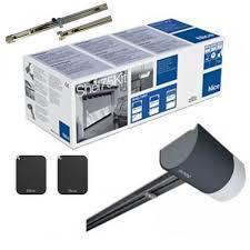 Комплект привода (электропривода)для секционных ворот SHEL75 KIT Nice
