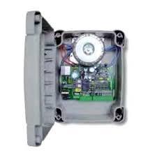 DPRO924 блок управления для навальных приводов секционных ворот серии SUMO Nice