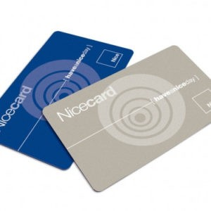 Бесконтактная карточка для MOM MO CARD