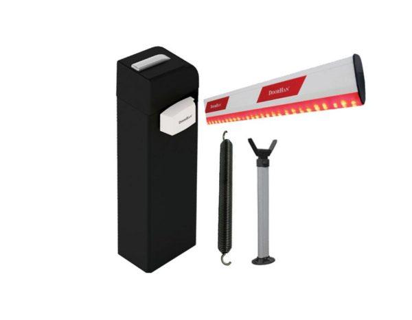 Шлагбаум автоматический Doorhan Barrier Pro 6000 LED