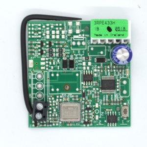 FAAC 787741 радиоприемник встраиваемый RP 433 RC