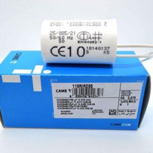Came 119RIR295 конденсатор 10мкФ с гибкими выводами ATI
