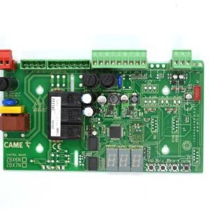 CAME ZBX6N (88001-0071) плата управления