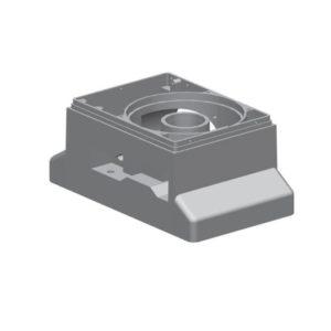 DoorHan DHSL025 нижняя часть корпуса двигателя SLIDING-1300/2100