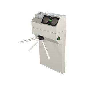 AVIR 800 — турникет-трипод электромеханический высокоинтенсивный со встроенным санитайзером
