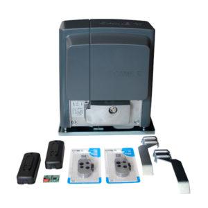 Комплект BK автоматики для откатных ворот (встроенный блок управления ZBKN, радиоуправление, фотоэлементы)