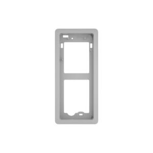 DVC/01 ME — вызывная панель THANGRAM с цифровой видеокамерой, цвет металл (система new X1)