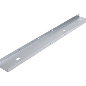E001 Крепление привода к полотну ворот, длина 2 м Монтажное основание для привода и блока управления