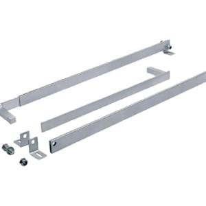 E785A Комплект прямых телескопических рычагов сечением 40 x 10 мм