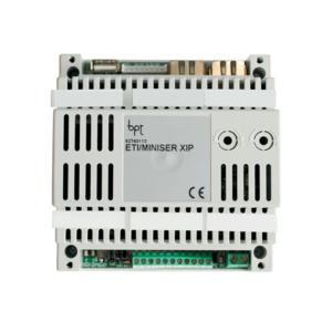 ETI/MINISER XIP — сервер системы XIP с двумя сетевыми интерфейсами