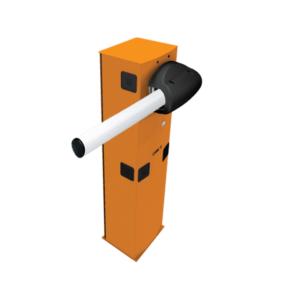 Комплект шлагбаума GARD 3750 для левостороннего монтажа (тумба, стрела, светоотражающие наклейки, балансировочная пружина)
