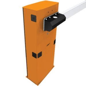 Комплект шлагбаума GARD 6000 (тумба, стрела, накладки на стрелу, светоотражающие наклейки, опора для стрелы)
