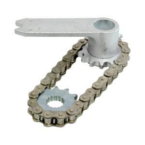 MEA1 — механизм открывания ворот на 360 градусов Nice