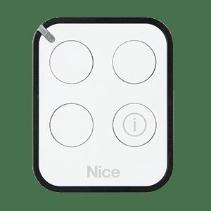 SPIN23BDKCE — комплект Nice для секционных ворот до 2,4 м и площадью до 10,5 кв м