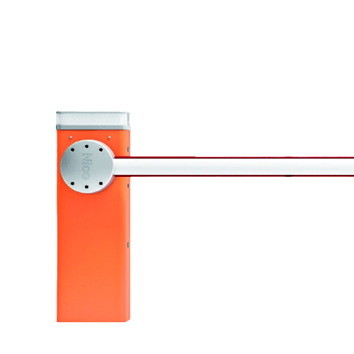 L9BAR8KIT — автоматический шлагбаум Nice с максимальной шириной проезда 8 м