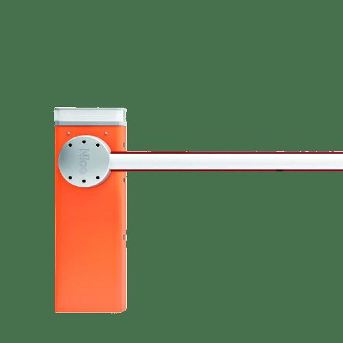 M5BAR4BDKIT1 — автоматический шлагбаум Nice с максимальной шириной проезда 4 м
