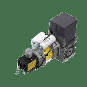 NDCM0102 — электромеханический привод Nice с редуктором для секционных ворот