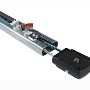 V0686 Профиль направляющий с ременной передачей для ворот высотой до 2,7 м