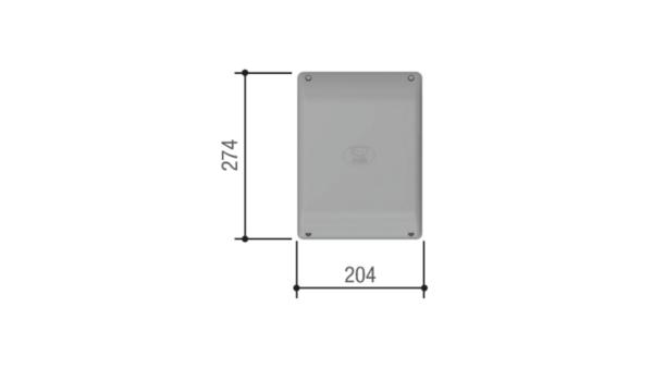 ZA3P Блок управления с расширенным набором функций